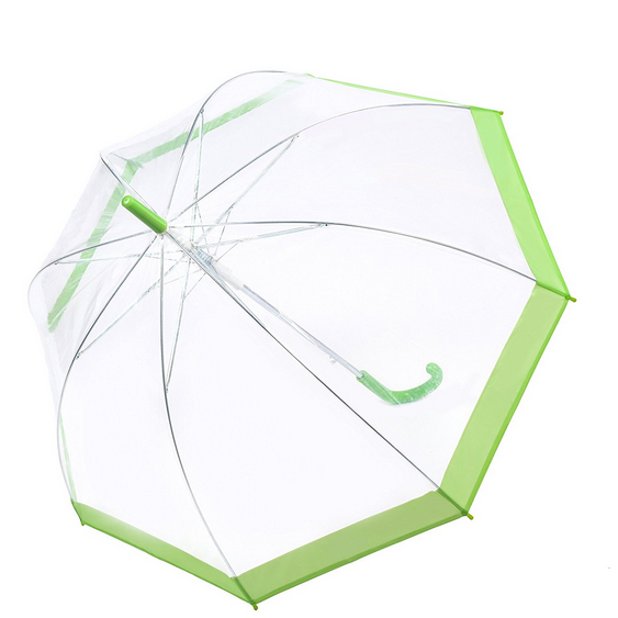 Rainbrace Transparent Clear Bubble Umbrella