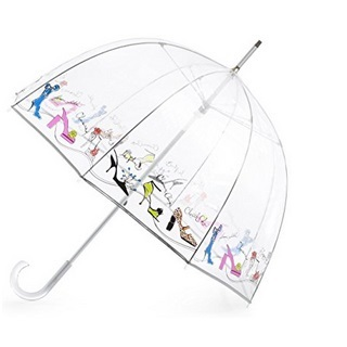 Totes Signature Bubble Umbrella