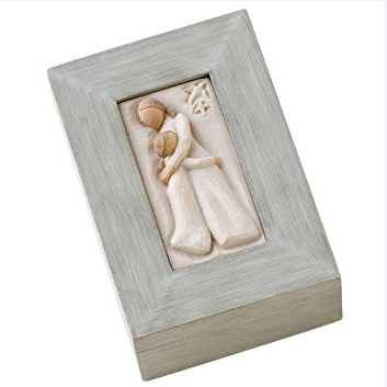Willow Tree Mother & Daughter Memory Box
