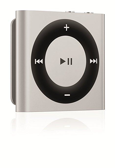 Apple iPod Shuffle 4th Generation 2GB –  MP3 Player Available in 8 Colors