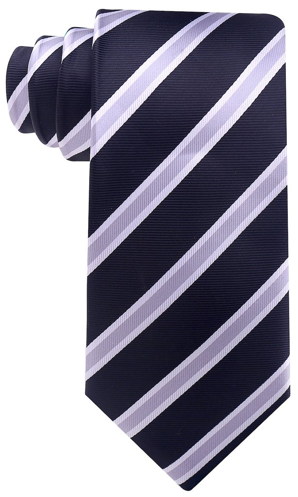 Scott Allan Collection Stripped Necktie
