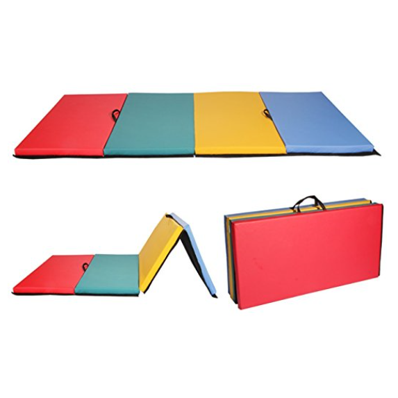 BestMassage Folding Panel Tumbling Mat