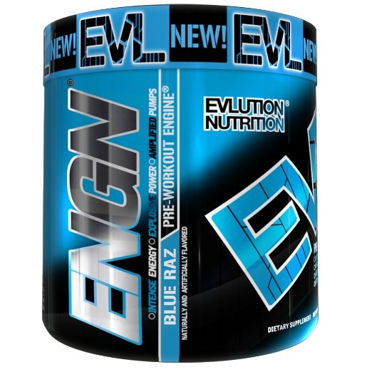 Evlution Nutrition ENGN Pre-workout Powder