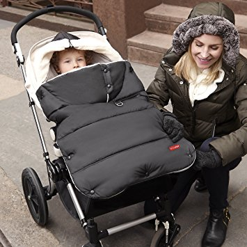 Skip Hop Stroll-and-Go Toddler Footmuff