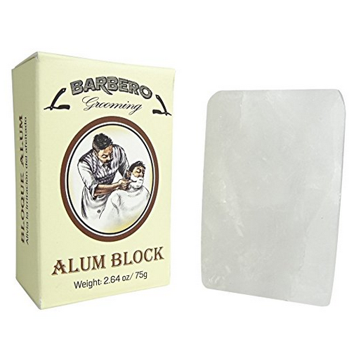 Barbero Natural No.01 Alum Bloc