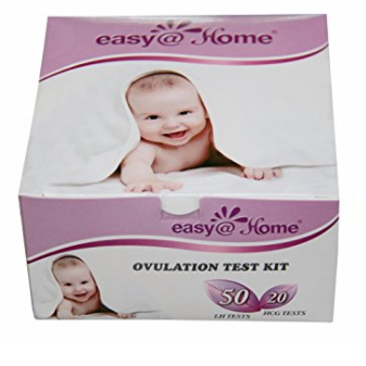 Easy@Home Ovulation Predictor and Pregnancy Testing Kit