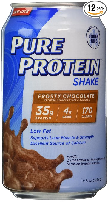 Pure Protein Ready to Drink Protein Shake