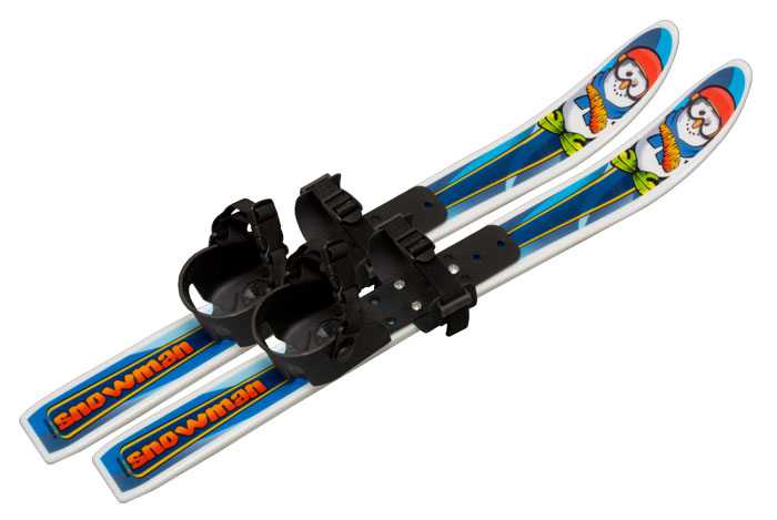 Whitewoods Snowman Kids Skis