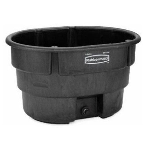 Rubbermaid Commercial Foam Stock Tank