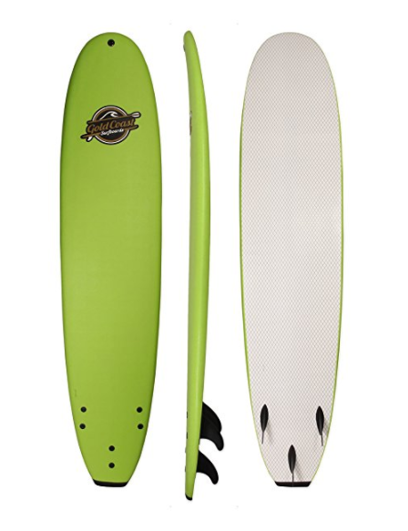 Gold Coast Surfboards Heritage Foam Surfboard