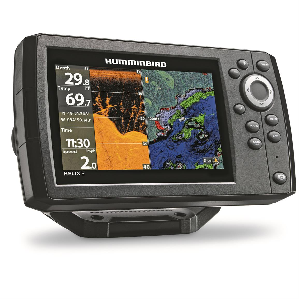Humminbird Helix 5 Si Fish Finder