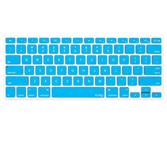 Kuzy iMac and Macbook Keyboard Silicone Cover Skin — Available in 18 Colors