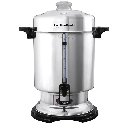 Hamilton Beach 60 Cup Commercial Coffee Urn