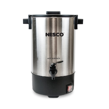 Nesco 25 Cup Stainless Steel Coffee Urn