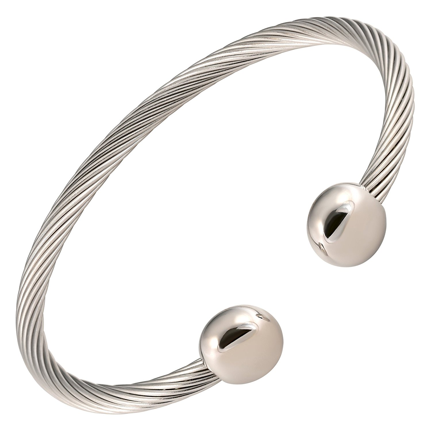 Magnet Jewelry Store Stainless Steel Magnetic Therapy Bracelet