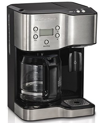 Hamilton Beach Coffee Maker & Hot Water Dispenser