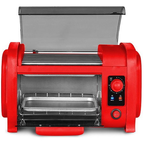 Elite Cuisine Hot Dog Toaster Oven