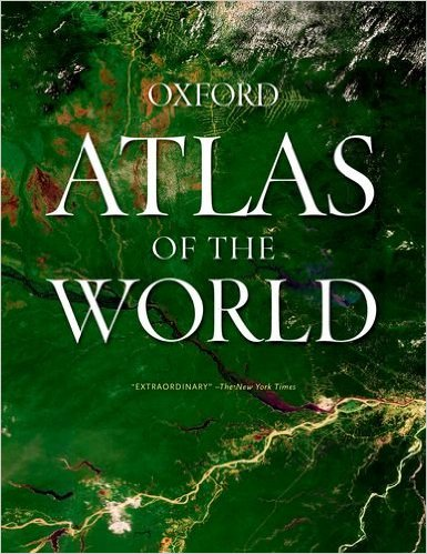 Oxford University Press Atlas of the World