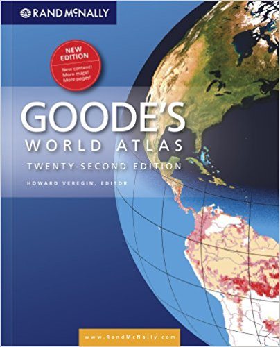Rand McNally Goode's World Atlas