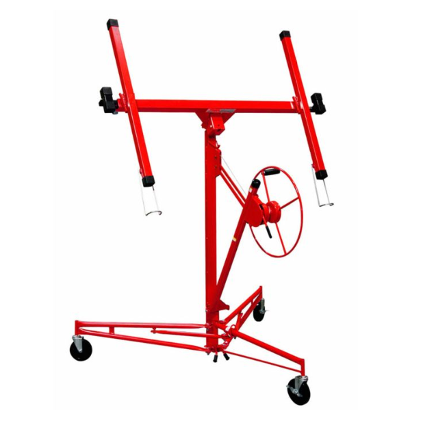 Tool Crib Troy Professional Series 11-Foot Drywall and Panel Lift Hoist