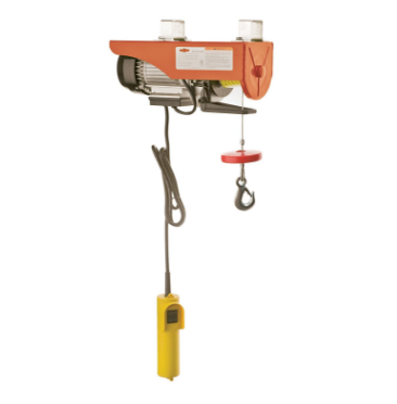Shop Fox 440-Pound Electric Hoist