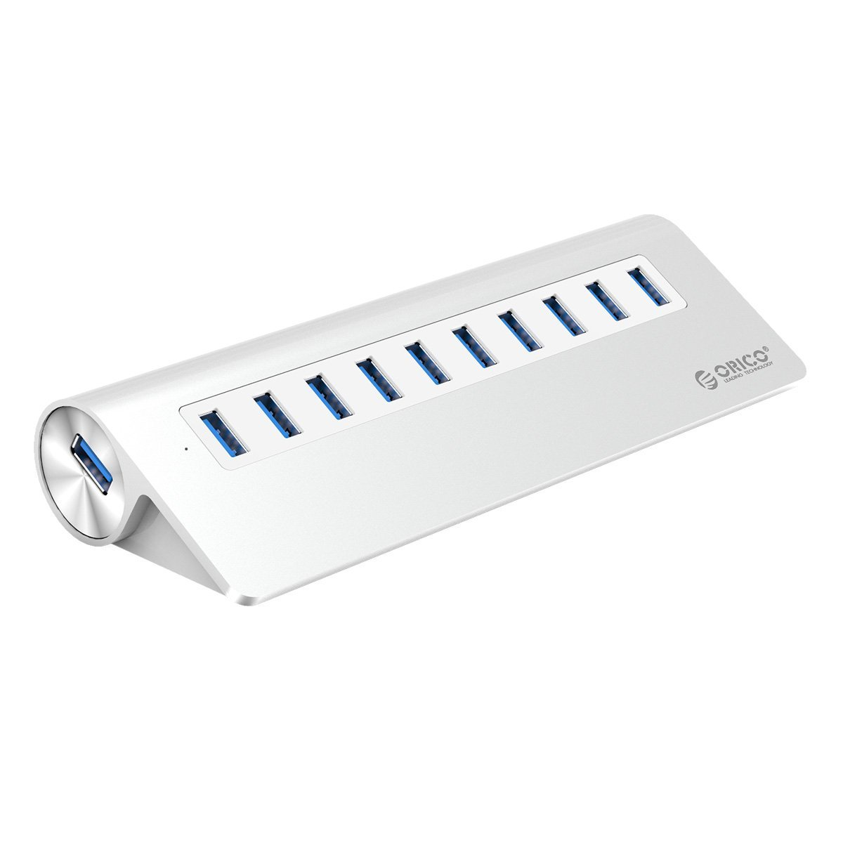 ORICO Aluminum Super Speed 3.0 USB Hub for Mac – Available in 2 Port Number Options