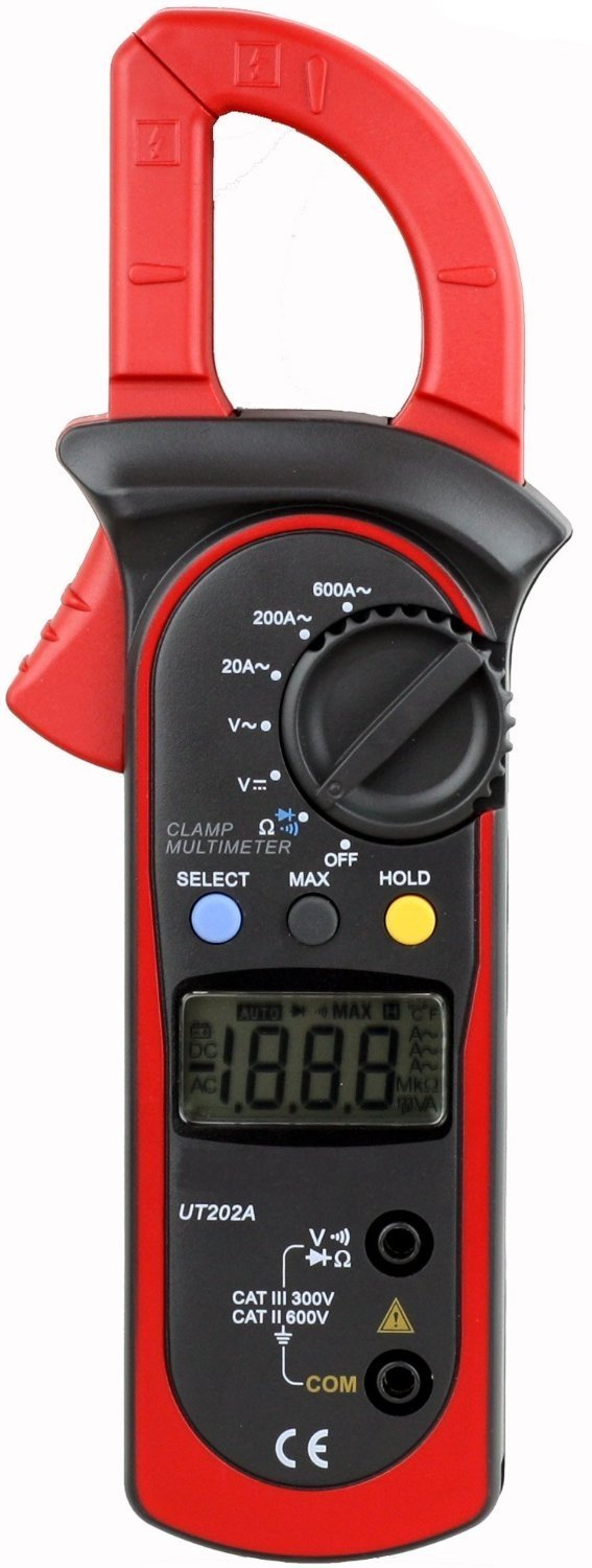 Uni-Trend Digital Clamp Meter