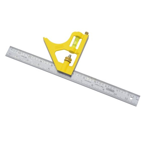 Stanley 16-Inch Combination Square