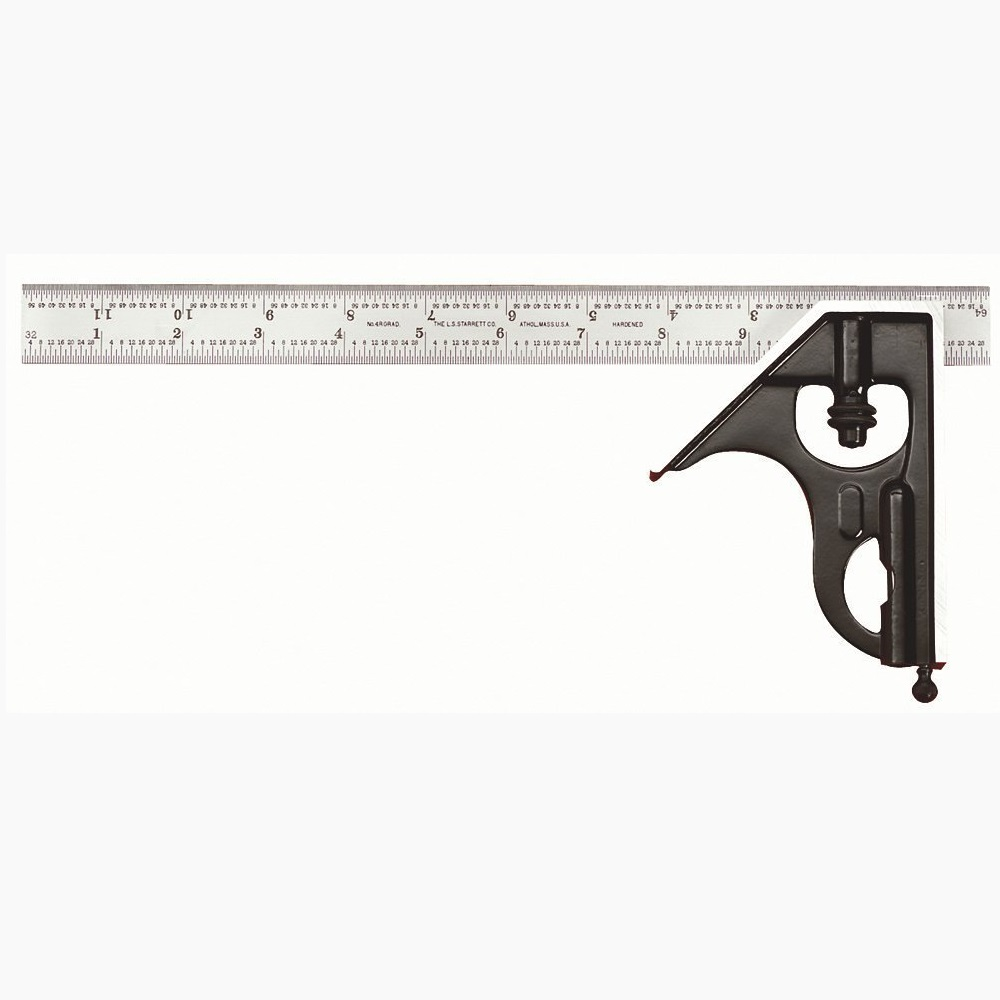 Starrett 12-Inch Combination Square