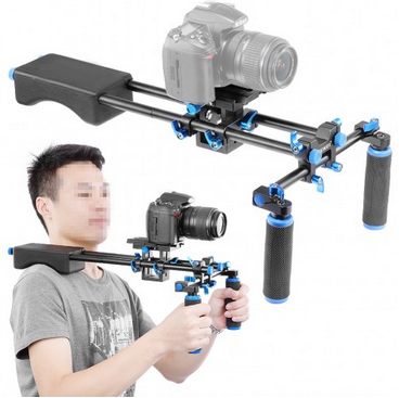 Neewer Shoulder-Mount Camera Slider