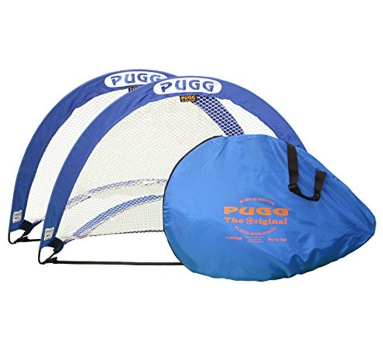 Pugg 4 Footer Portable Training Goal – Includes Carrying Bag, Sets Up Easily, 2 Buying Options