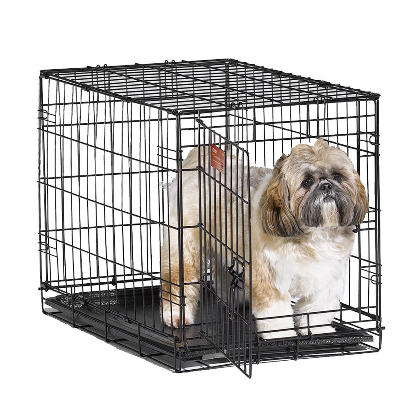 MidWest iCrate Folding Metal Dog Crate – Various Sizes