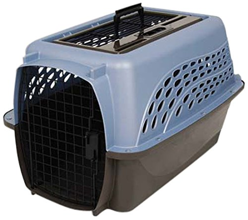 Petmate 2-Door Top Load Pet Crate – 2 Sizes