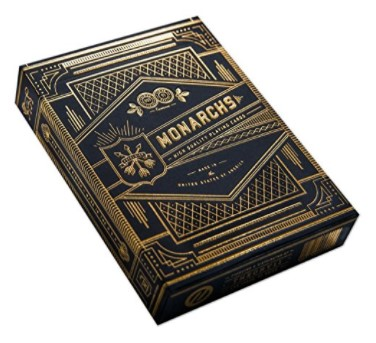 Theory 11 Monarch Playing Cards