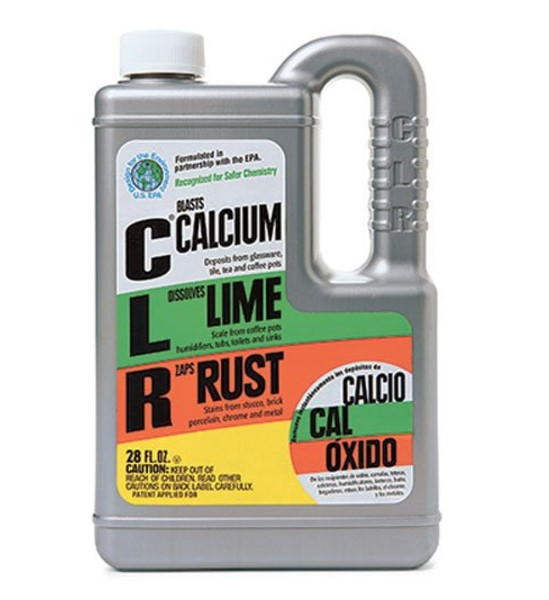 CLR Calcium Lime Rust Remover