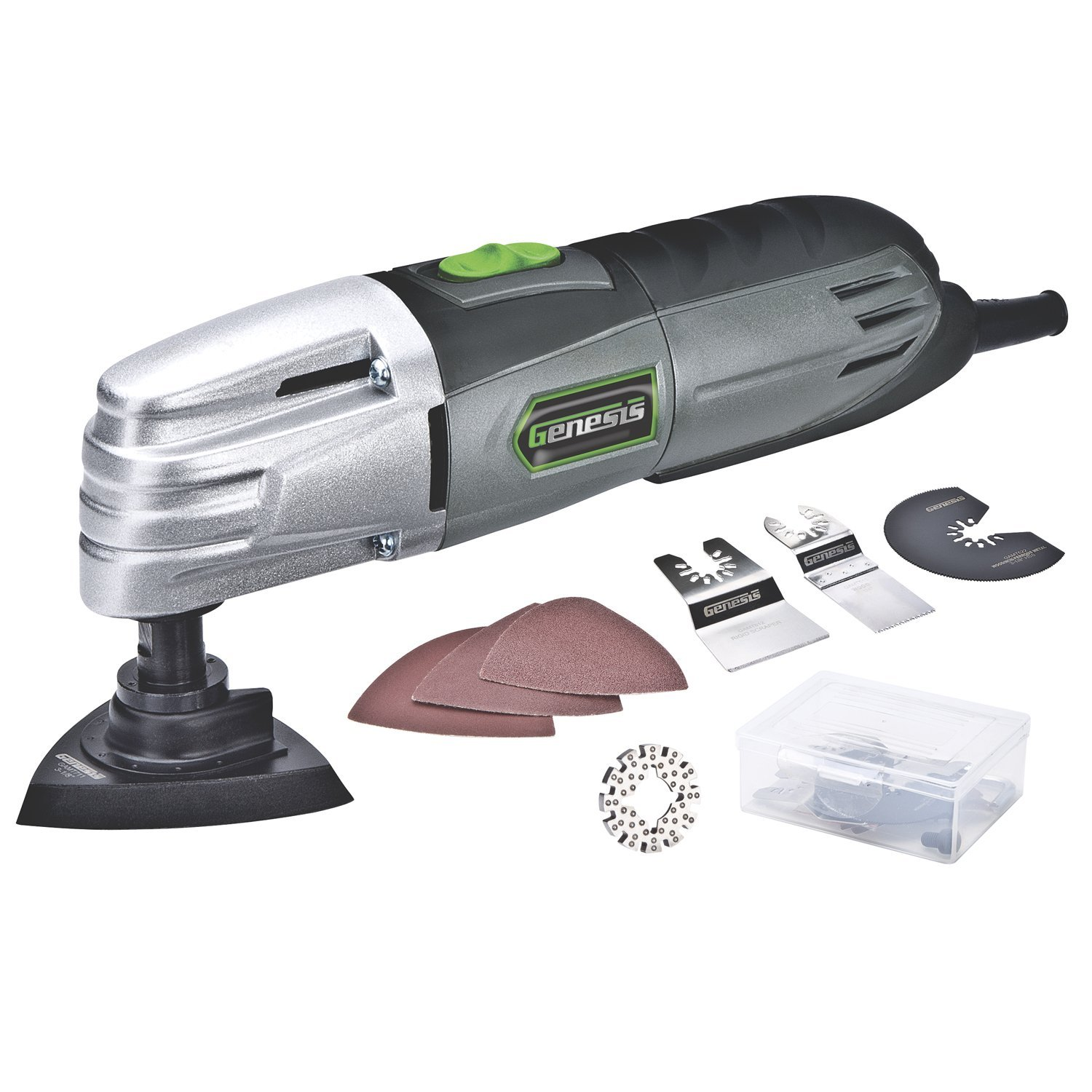 Genesis Multi-Purpose Oscillating Tool