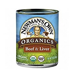 Newman's Own Grain-Free Organic Dog Food