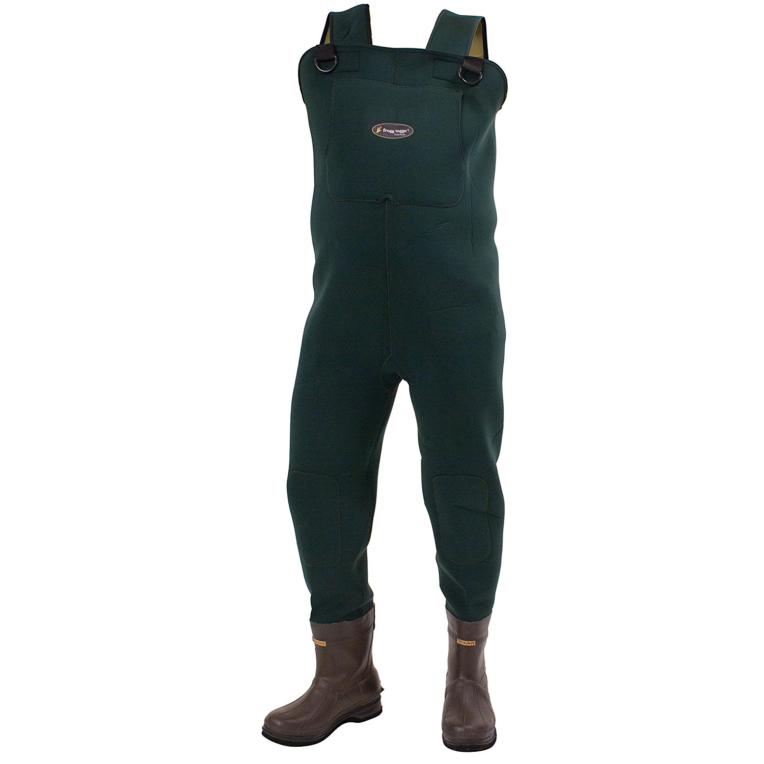 Frogg Toggs Amphib Neoprene Bootfoot Cleated Wader