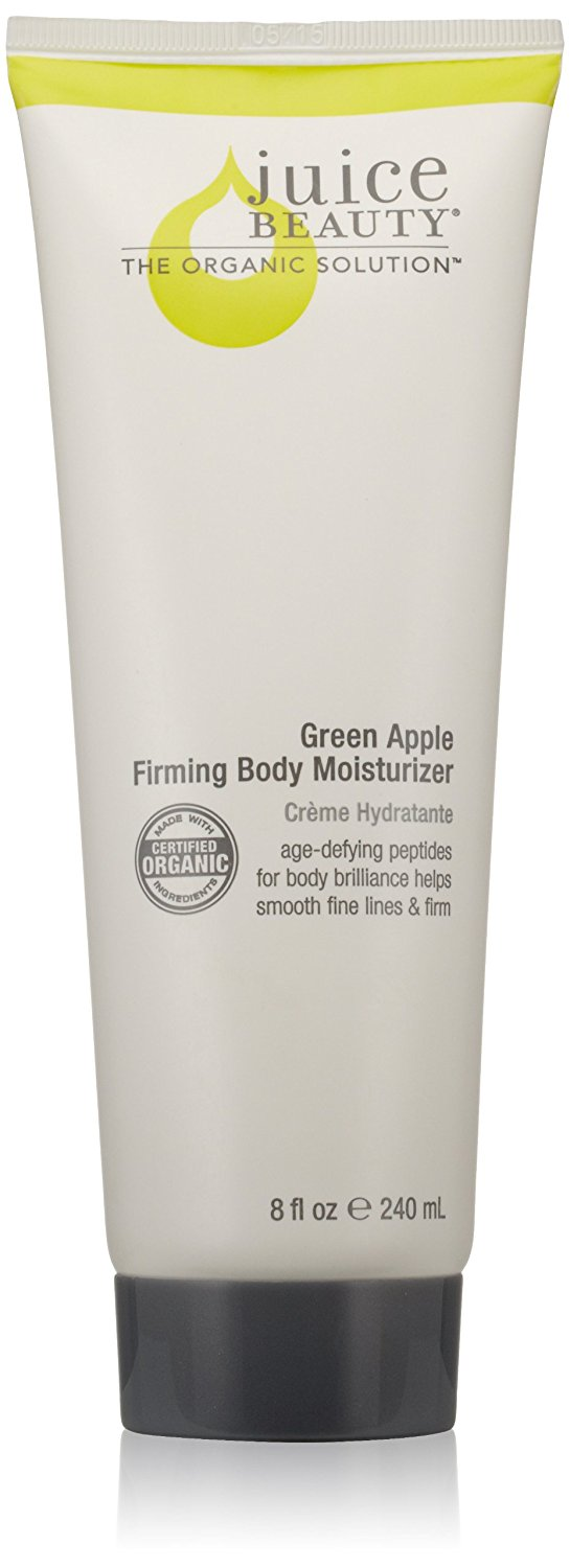Juice Beauty Green Apple Firming Body Moisturizer – Contains Organic Shea, Jojoba and Sunflower