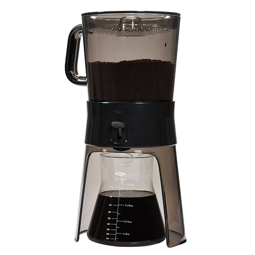 OXO Good Grips Cold Brew Coffee Machine with Perforated Rainmaker™