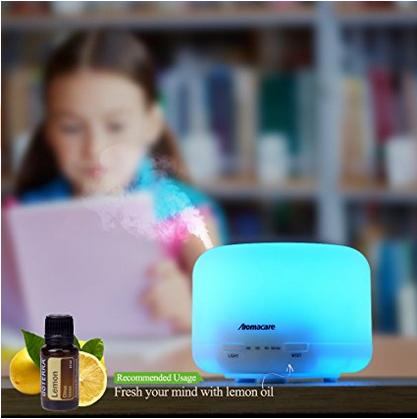 Aromacare Small Aromatherapy Oil Diffuser