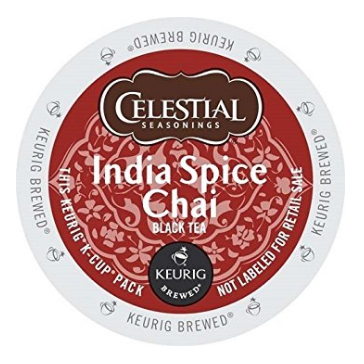 Celestial Seasonings K-Cups Chai Tea