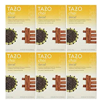 Tazo Chai Decaf Black Tea