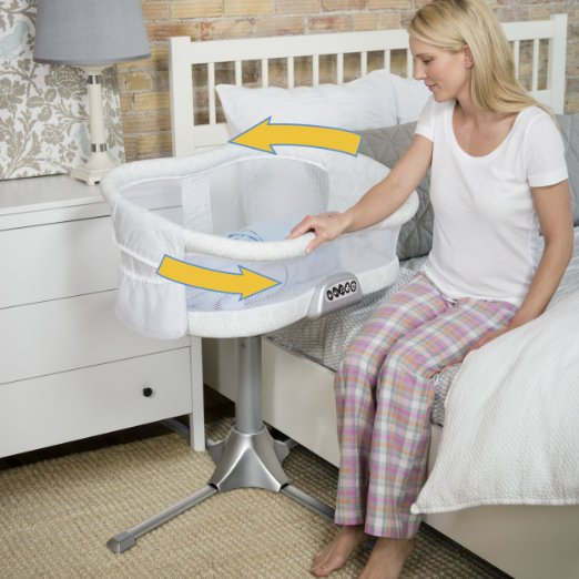 Halo Premier Series Bassinest Swivel Sleeper