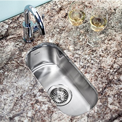 Houzer Undermount Prep and Bar Sink