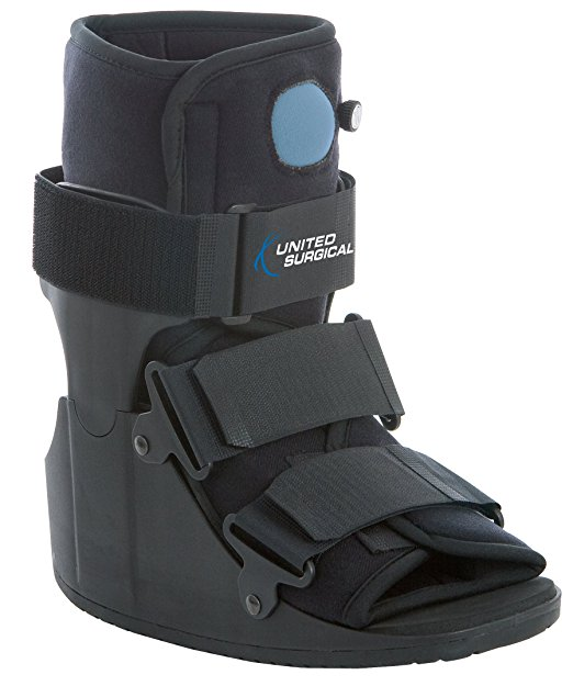 United Surgical Short Air Cam Walker Fracture Boot