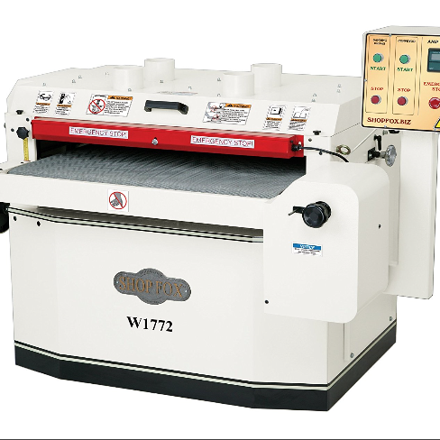 Shop Fox 37-Inch Drum Sander