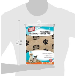 Simple Solution Washable Training-Travel Dog Pad