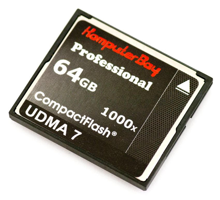 KOMPUTERBAY 64GB Compact Flash Card