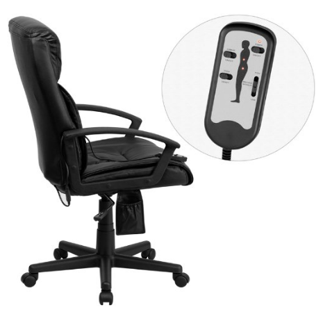 Flash Furniture High Back Massaging Chair
